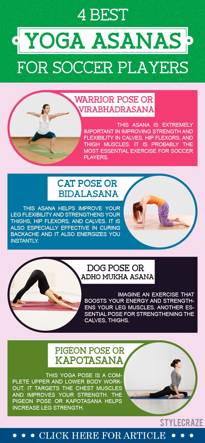 10 Amazing Benefits Of Yoga For Athletes Soccer Player Workout Soccer Workouts Yoga Asanas