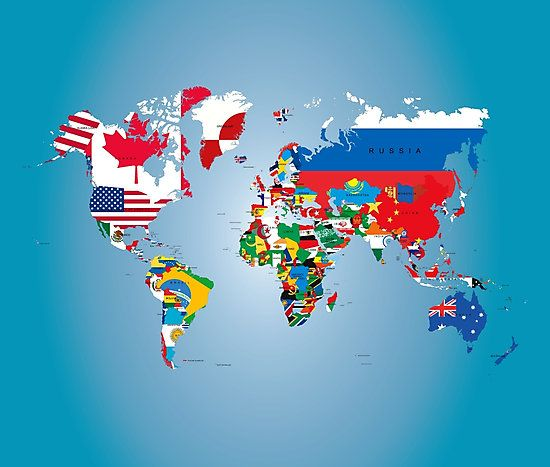 Traveler world map flags also buy this artwork on wall prints traveler world map flags also buy this artwork on wall prints apparel stickers gumiabroncs Image collections