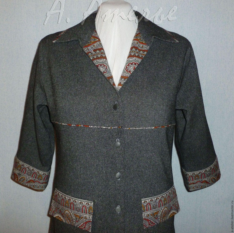 Верхняя одежда платья кофты