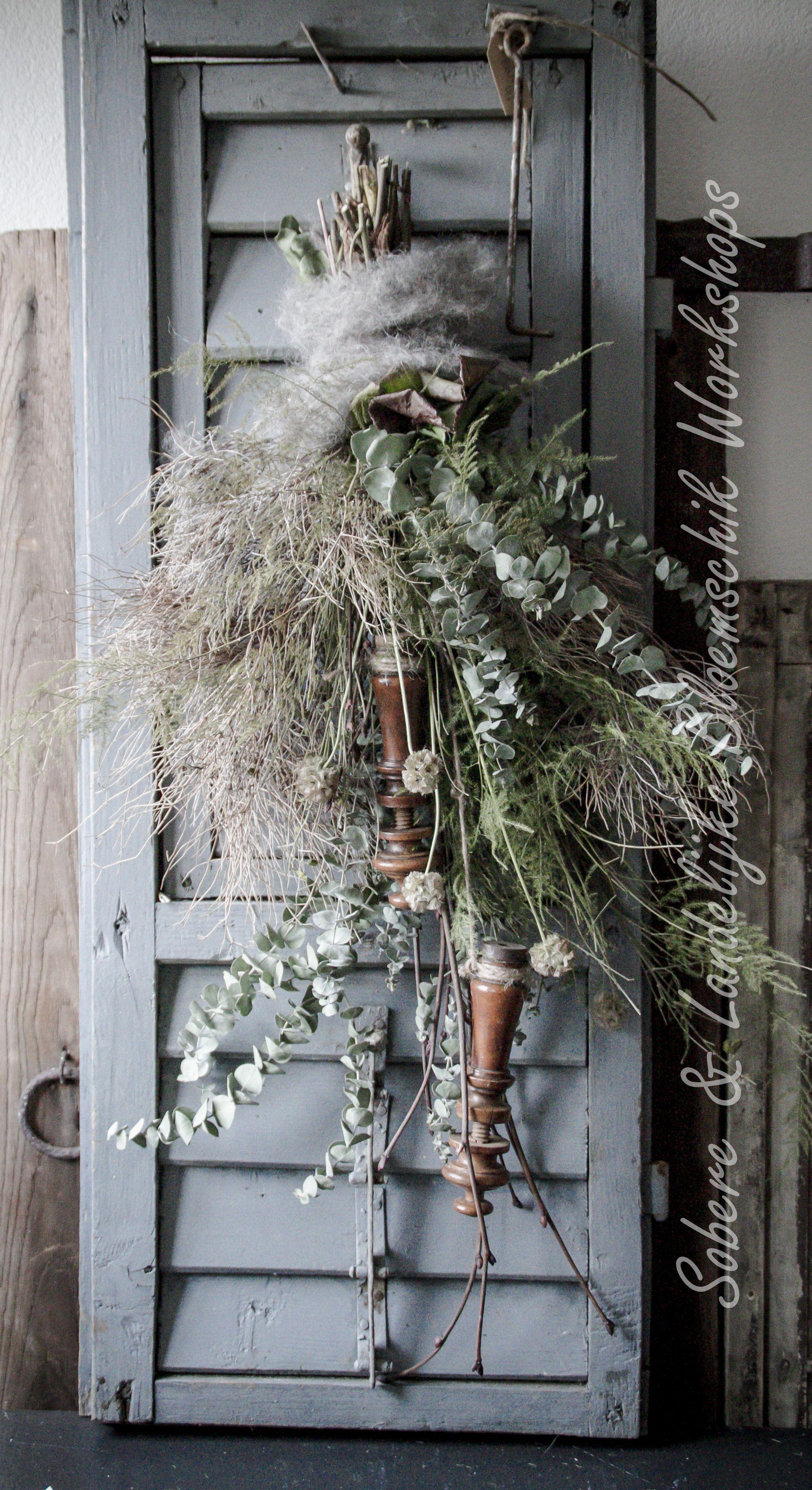 Landelijk stoer rustiek groendecoratie for Stoer landelijk