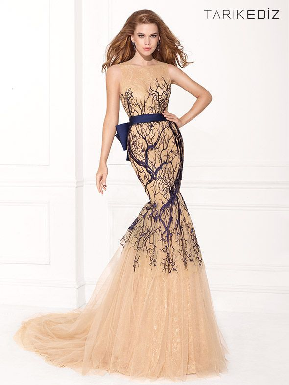 18 Elegant Evening Dresses By Tarik Ediz 2014 www ...