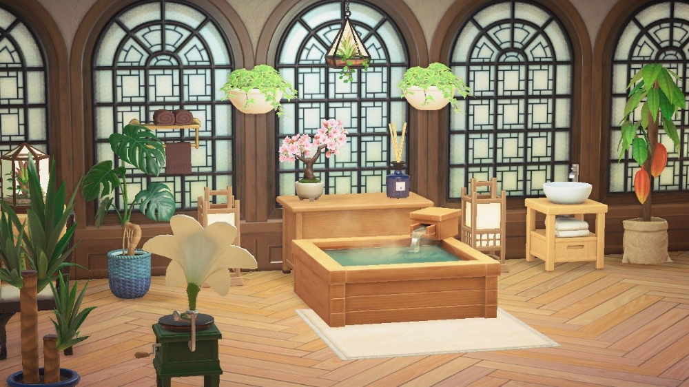 20 Ideas for Your Animal Crossing: New Horizons House in ... on Animal Crossing New Horizons Bedroom Ideas  id=46382