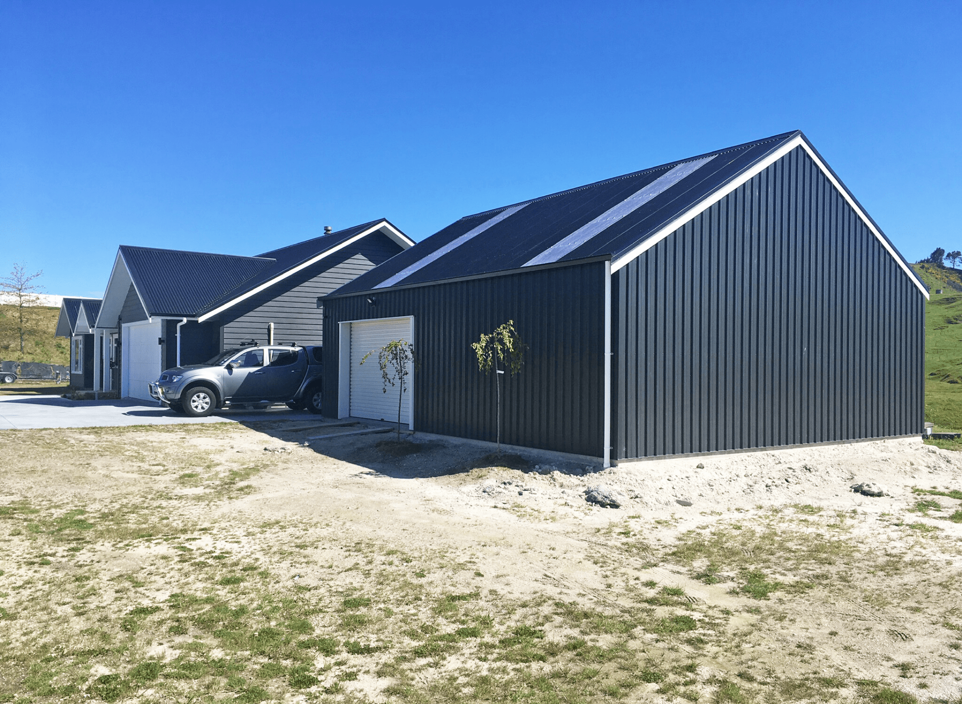 Quality Steel Garage Sheds NZ, Designed for You KiwiSpan