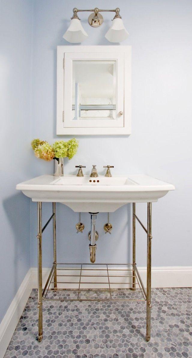 Photo of Ti piacerebbe avere un bagno vintage? dopo anni di acciaio e linee sempre più m…