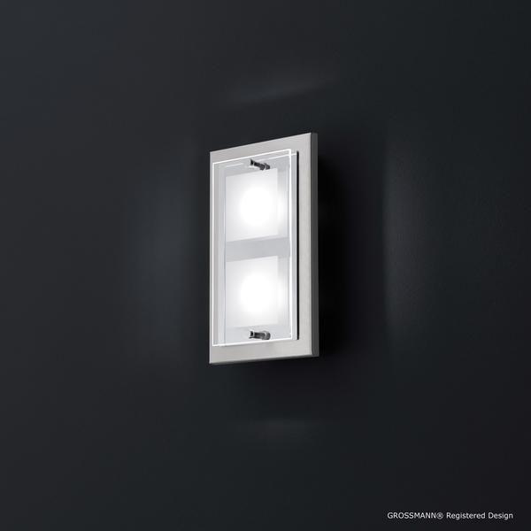 GROSSMANN DOMINO LED 55 272 063 Wall or Ceiling Light