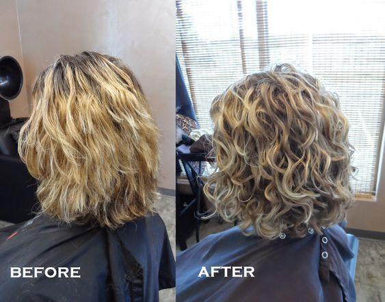 Medium Permed Hairstyles  Medium Permed Hairstyles in 2020 | Permed ha