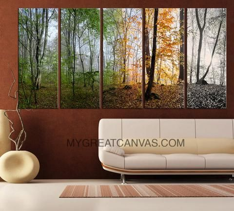 Dry Tree Branches Wall Art Canvas Print Forest Canvas Art Print Mc17 In 2020 Large Canvas Wall Art Extra Large Wall Art Large Wall Art