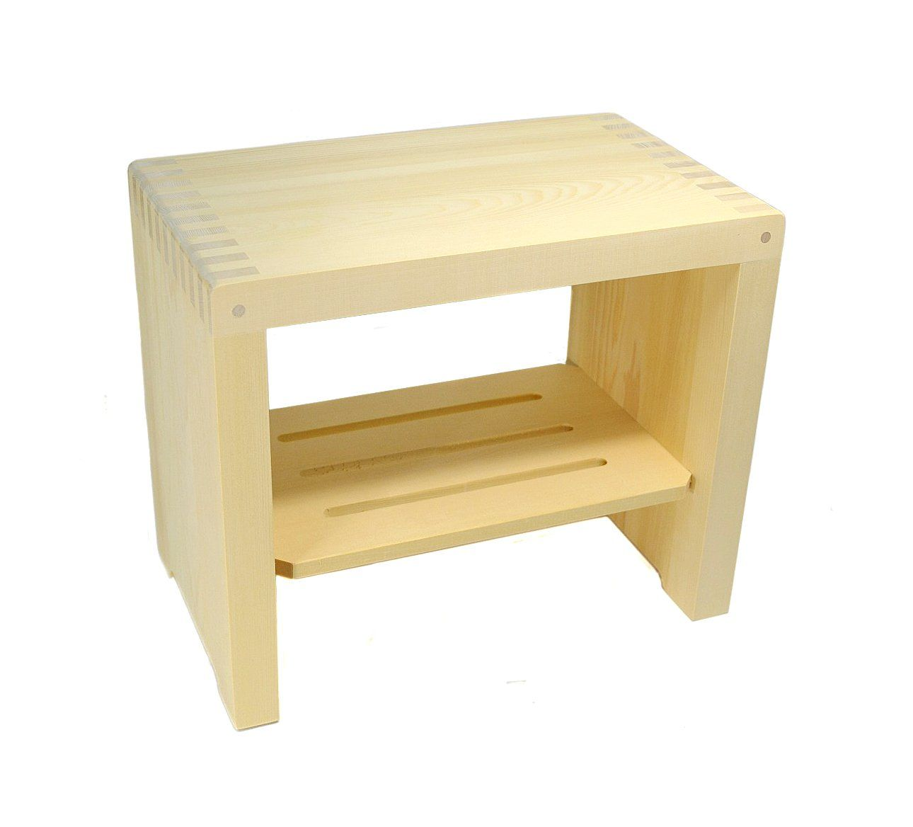 Superior Amazon.com   Japan Spa Hiba Wood Bath Stool U0026 Tosa Hinoki Large Size Bath Amazing Ideas