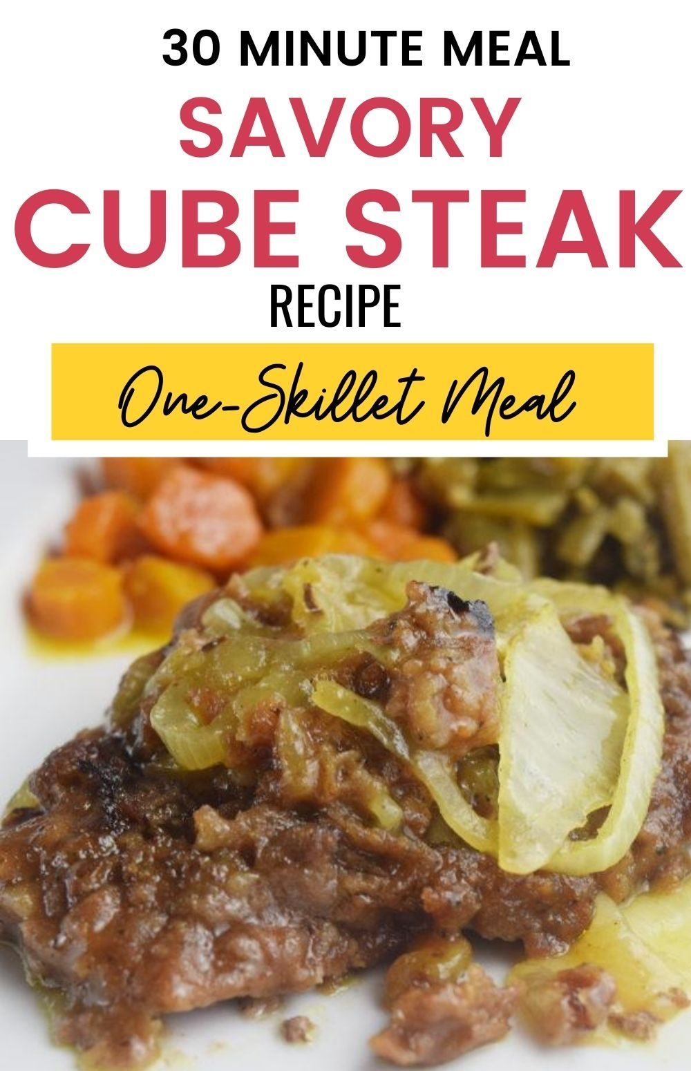Pork Cube Steak Recipes Healthy