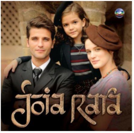 Joia Rara Trilha Sonora Original Da Novela Da Rede Globo De