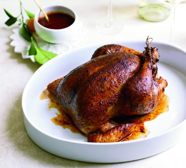 Sour-Orange Yucatán Chickens Recipe   http://aol.it/1dDUNWa #ChickenDinner