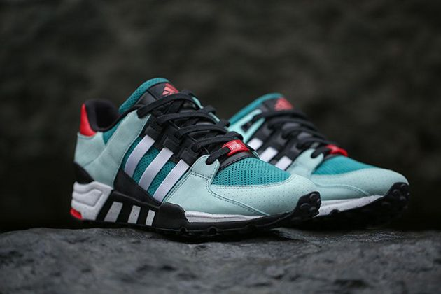 hot sale online 3551c f073e BAIT x adidas EQT Running Support 93-The Big Apple-1