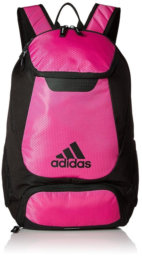cee2ff1fef5e Backpack Team Stadium Adidas One Size Climaproof Soccer Gear Up New  adidas   Backpack