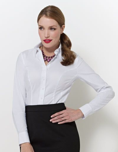 Apologise, down the shirt of busty women similar. opinion