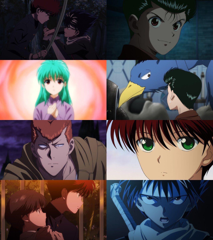 Everything you need to know about yu yu hakusho new anime show yuyuhakusho anime manga