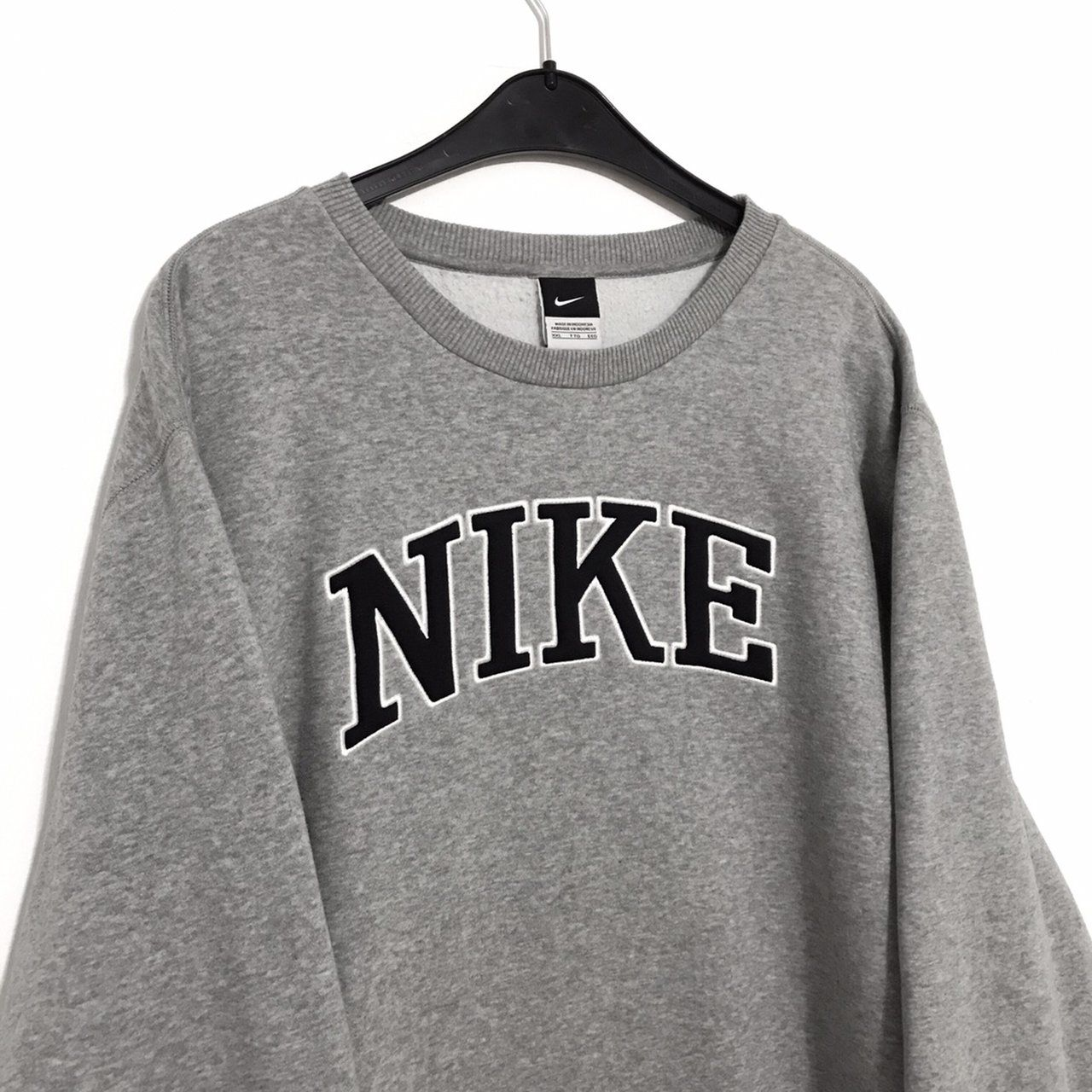 Vintage Nike Sweatshirt Size Xxl Great Condition To Pit To Depop Vintage Nike Sweatshirt Trendy Hoodies Sweatshirts [ 1280 x 1280 Pixel ]