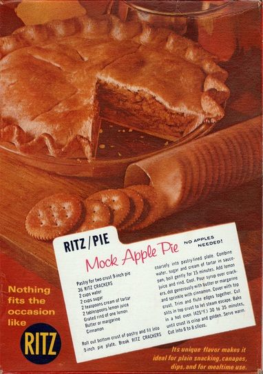 recipe: mock apple pie v [31]