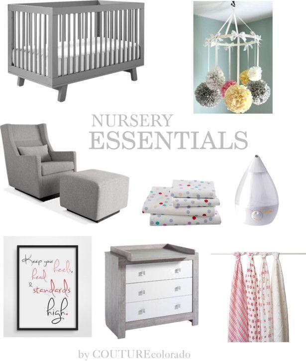 My Top 15 Nursery Essentials | on colorado baby blog ...