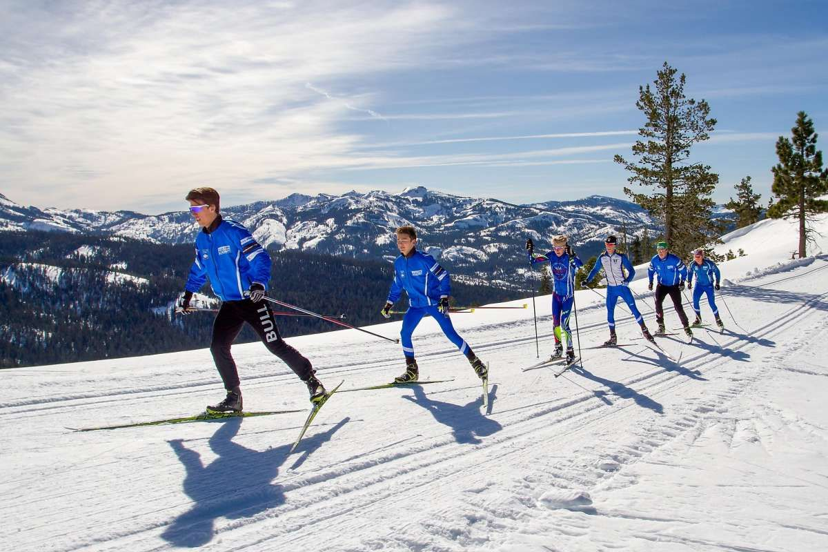 10 great places to crosscountry ski in California
