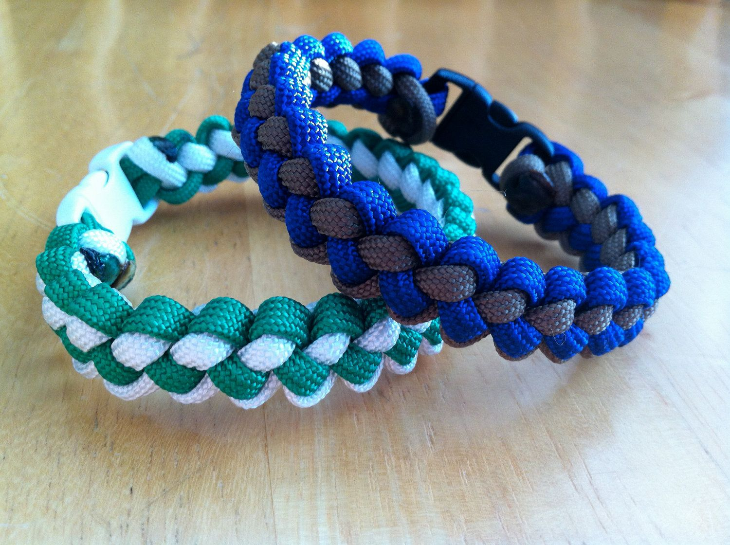 Zipper sinnet paracord bracelet by foxyknots on etsy