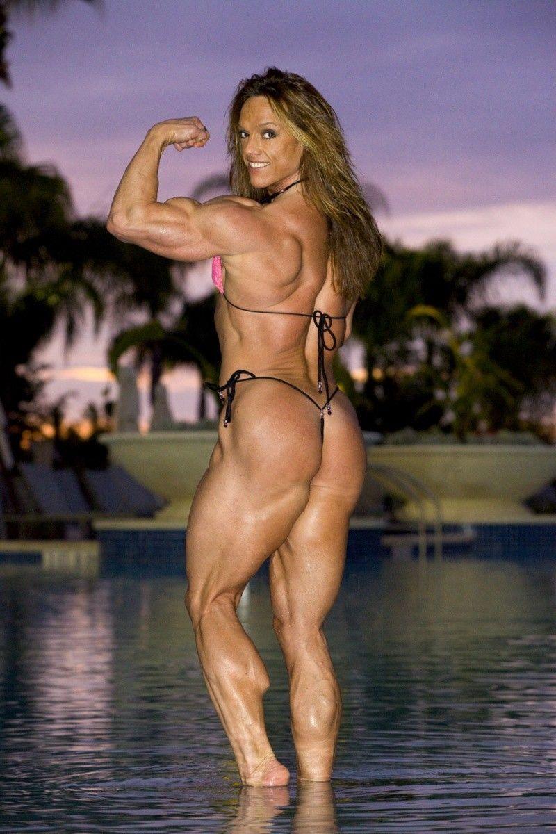 female ass Muscular
