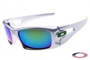 7fcd16c9ce Replica Oakleys Crankcase sunglasses silver   ice iridium