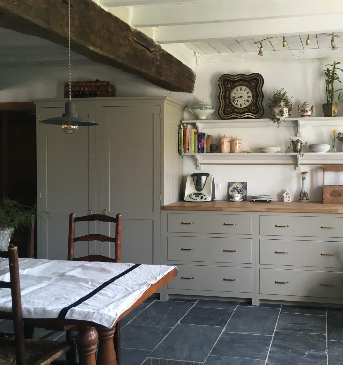 A truly authentic deVOL Kitchen in South West France