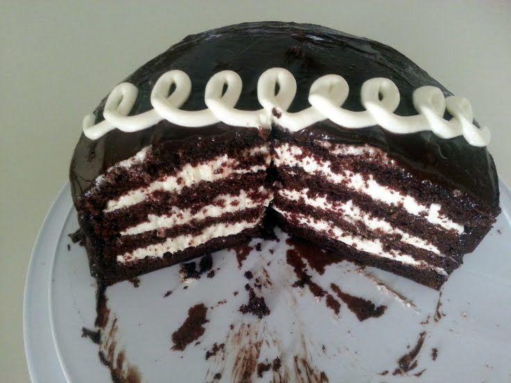 Ding Dong Bundt Cake Recipe