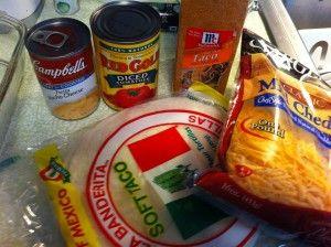 Quick & Easy Dinner: Layered Taco Bake Recipe » Tales From the NurseryTales From the Nursery