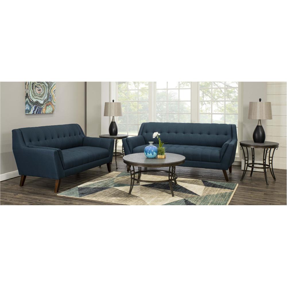 Navy Blue 5 Piece Living Room Set Celeste Rc Willey Furniture Store In 2020 5 Piece Living Room Set Living Room Sets Living Room #rc #willey #living #room #sets