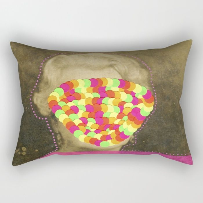 Fluo Space Hole Rectangular Pillow   #society6 #society6art #society6shop #society6artwork #societysales #society6sale #society6store #society6prints #society6products #society6artprints #artcollage #papercollage #handmadecollage #analoguecollage #vintagecollage #retrocollage #vinylcollage