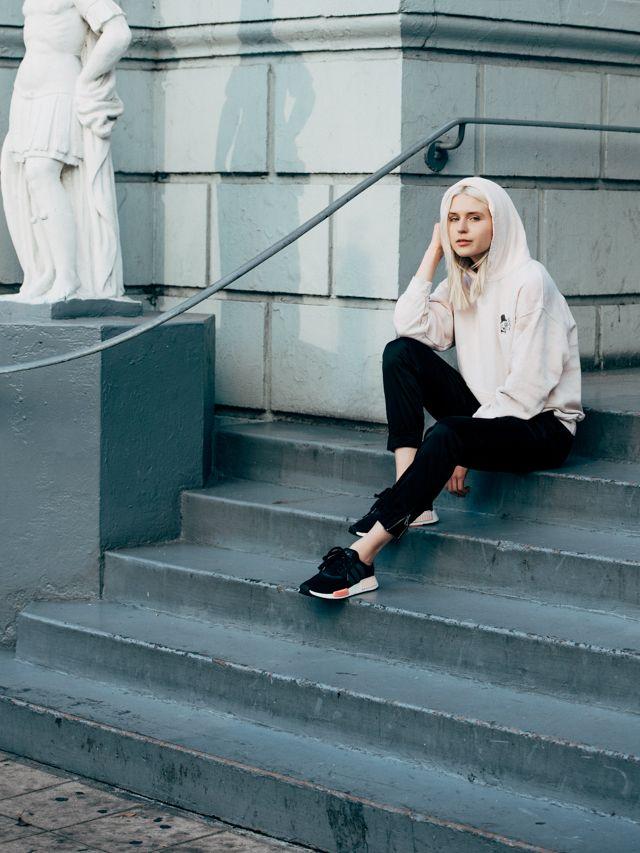 adidas NMD R1 Primeknit 'French Beige' [SneakPeak] | Hype