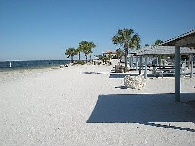 Luxury Waterfront Home Private Beach Homeaway New Port Richey