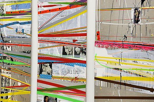 Isa-Genzken in Saatchi Galerie: Neue Kunst aus Deutschland – Saatchi Gallery: New Art from Germany