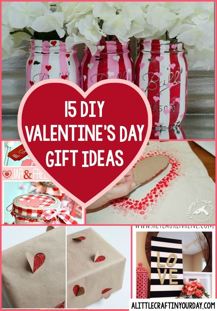 Diy Valentines Day Gift Ideas Diy Projects Valentines Diy
