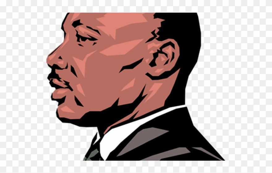 Martin Luther King Clipart Drawing Png Download Clip Art Drawings Martin Luther King