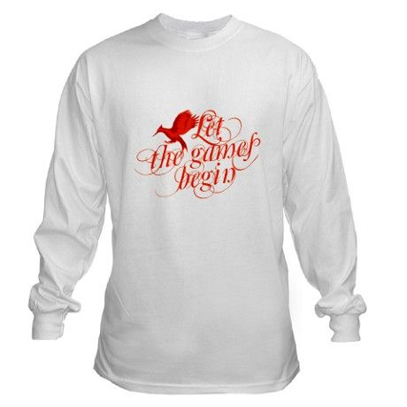 $20 Catching fire Hunger games movie  t-shirts  http://www.cafepress.com/mf/84098261/every-revolution-begins-with-spark_long-sleeve-tshirt?productId=1032200314