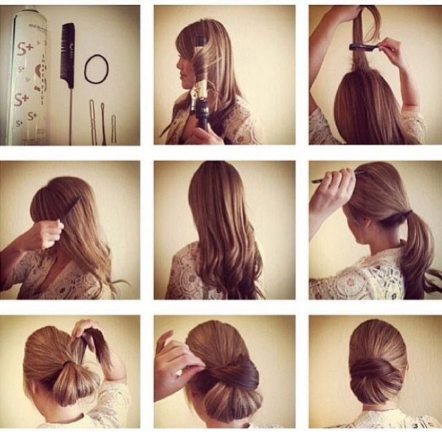 Posh Hair Do Hair Styles Long Hair Styles Interview Hairstyles