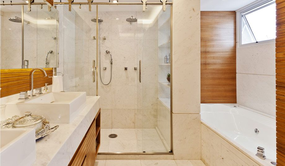 Reformando o banheiro: qual o tipo de piso escolher?