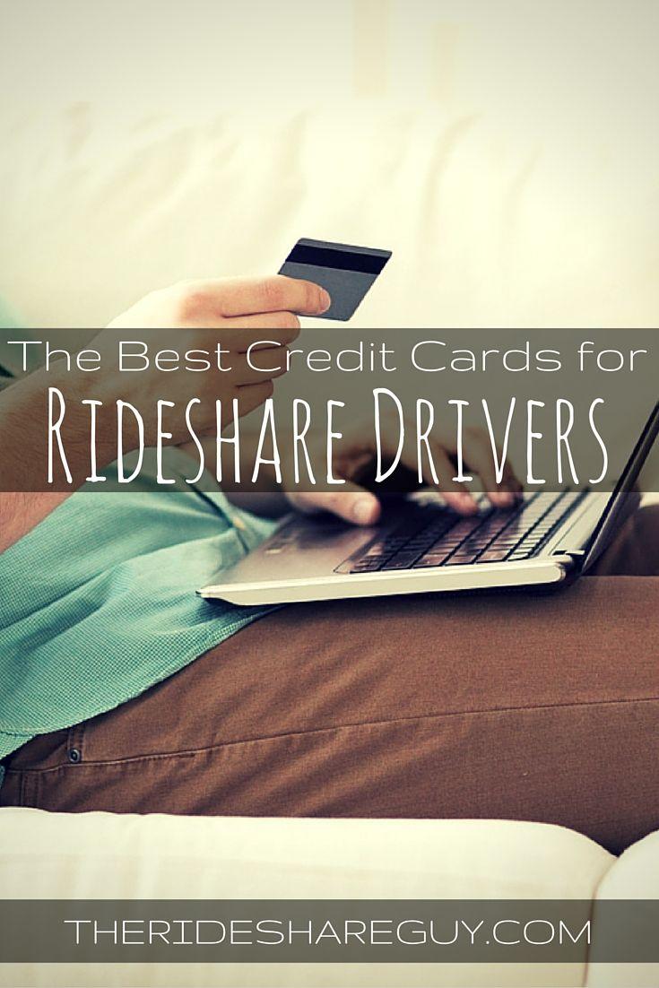 Credit cards rideshare driver rideshare uber driving