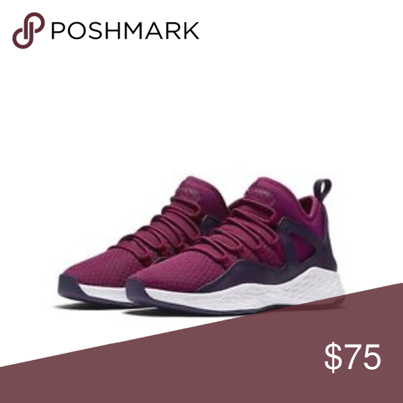 23f5a1dfd34 Womens/Girls Air Jordan Formula 23 Sz 7y/8.5 Brand new in box 100%  authentic Excellent condition New Never worn 7y=8.5 women Purple/white/True  berry Color ...