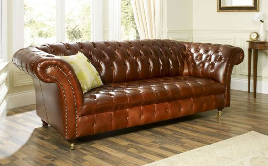 furniture mesmerizing luxurious brown leather sofa design ideas with tufted style excellent for your