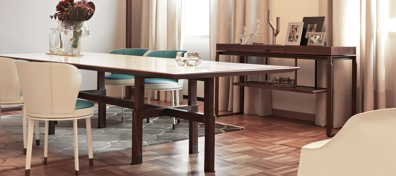 made in Italy Yli table, project by Chi Wing