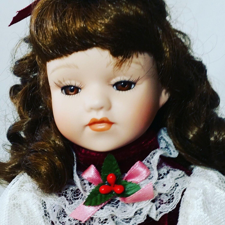 "Haunted Porcelain 13"" Doll"