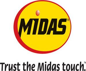 Midas Is The King With The Golden Touch Who Transformed All He Touched To Gold Midas Is A Famous Muffler And Brake Chain Of S Brake Repair Oil Change Muffler