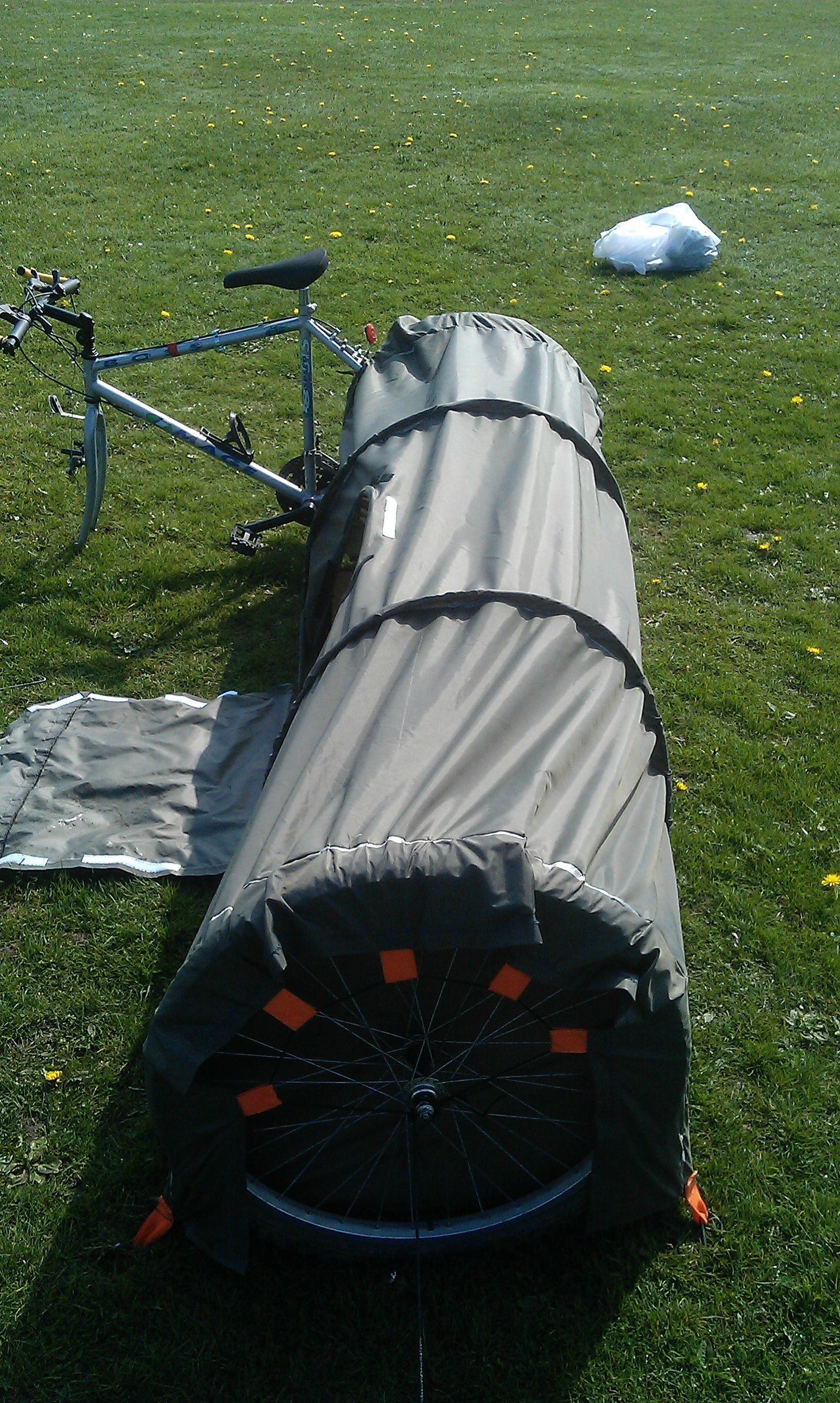 Bike Tent - Album on Imgur & Bike Tent - Album on Imgur | Bike Me Crazy | Pinterest | Tents