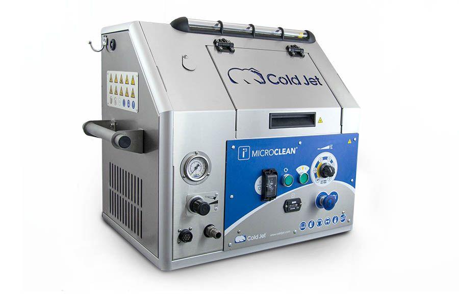 Cold Jet i3 MicroClean Dry Ice Blasting Machine | Dry ice ...