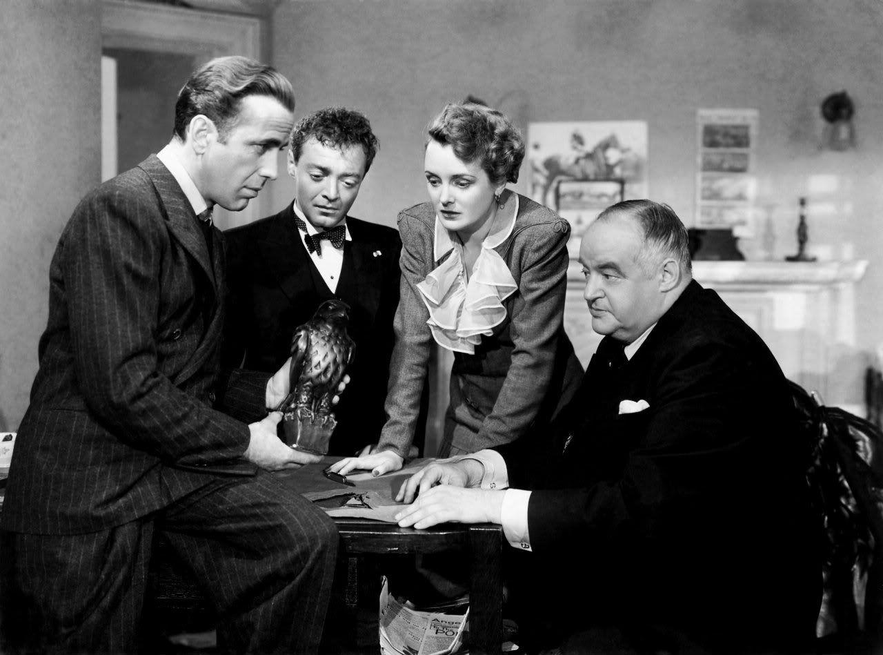 The Maltese Falcon (1941) Humphrey Bogart, Mary Astor