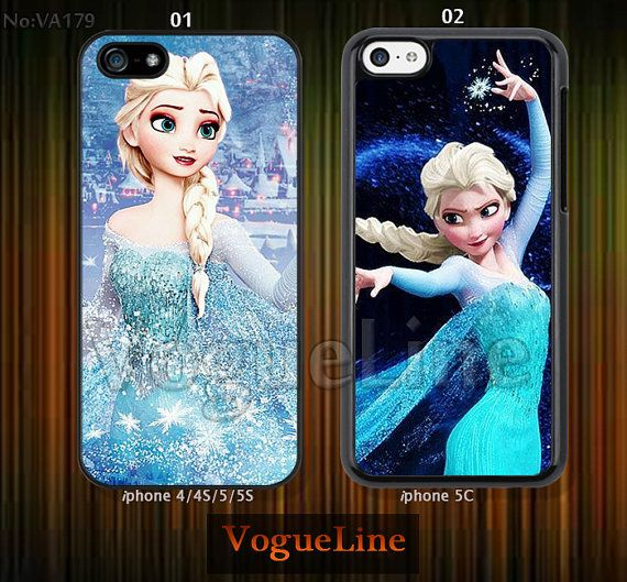 cover frozen iphone 5
