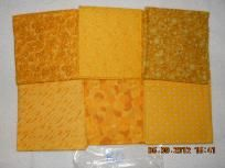 12 Premium Quilting Fabric Fat Quarters - New -Shipping Included Lot 80